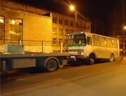 Фото грузового эвакуатора в Нижнем Новгороде