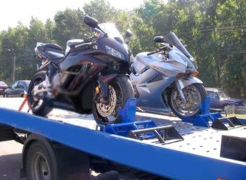 Эвакуация мотоцикла СпасателиНН