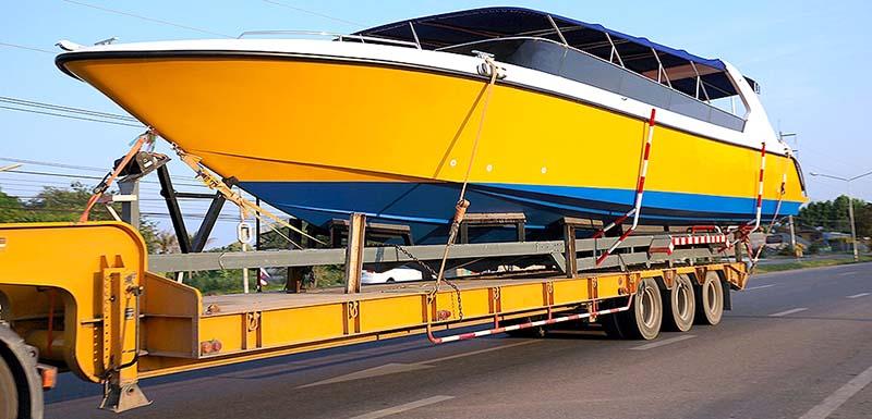 Перевозка яхт и катеров Спасатели НН