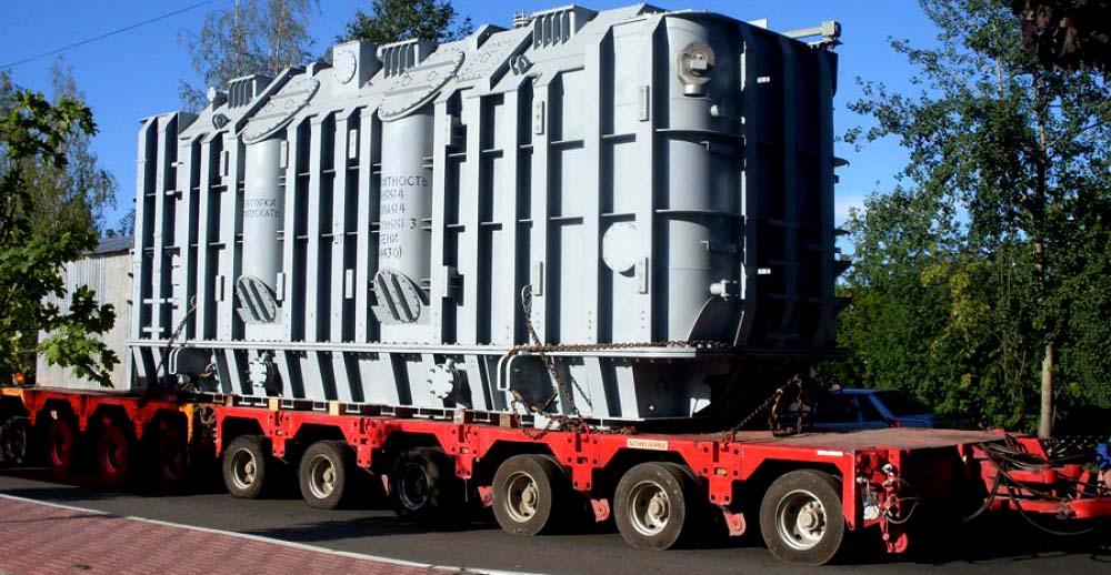Перевозка трансформаторов Спасатели НН